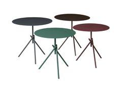 Referencia para mesa de canto sala de estar - Mesinha Gravetos | Fernando Jaeger Atelier