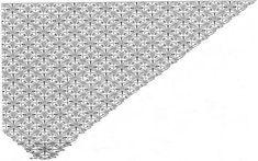 вязание крючком шали - Hledat Googlem