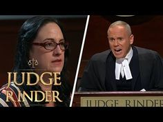 Furious Judge Rinder Kicks Fraud Out of Court | Judge Rinder - YouTube Judge Rinder, Court Judge, Youtube, Youtubers, Youtube Movies