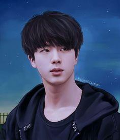 Jin Fanart   ♡