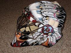 121 Best Goalie Masks Images Hockey Goalie Hockey Goalie Mask