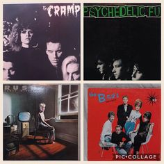 We  Music  Check out the rest of our #recordcollection at Vintagepopandvice.comLink in bio #cooltees #vintageshop #vintageforsale #vinylcollector #vinylrecords #vinylforsale #thecramps #rockabilly #psychobilly #thepsychedelicfurs #newwave  #80smusic #theb52s #rush #progressiverock #progrock #recordshop #vinylrecordstore #vintagefurniture #vintagefashion