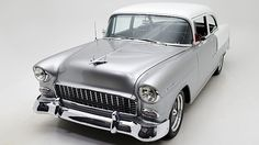 1955 Chevrolet 210 Resto Mod 350 CI, 4-Speed presented as lot F104 at Seattle, WA 2015 - image1