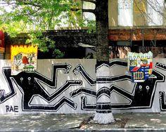 Vandalog – A Street Art Blog » New in Bedford-Stuyvesant, Brooklyn: RAE, Gaia and Lelo
