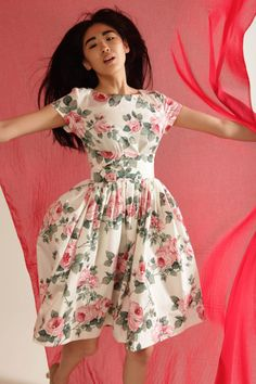 Liberty of London Custom Made  Garden Party Dress by mrspomeranz, £299.00
