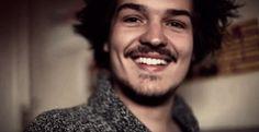Clemens Rehbein and that wonderful smile  (。≖ิ‿≖ิ)