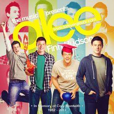 #Glee - RIP Finn Hudson (Cory Monteith)