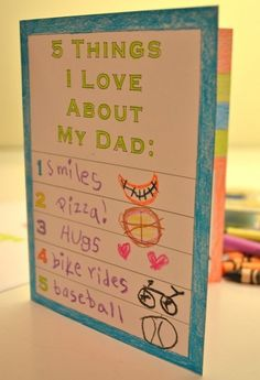 Dia do pai. Free, Printable Father's Day Card for Kids! - perfect for the theme we are doing this year! Fathers Day Art, Fathers Day Crafts, Happy Fathers Day, Homemade Fathers Day Card, Daddy Gifts, Gifts For Dad, Father's Day Activities, Daddy Day, Fete Halloween