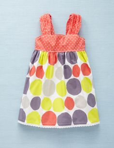 Floaty Hotchpotch Top by Mini Boden