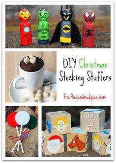 DIY Christmas Stocking Stuffers for Kids
