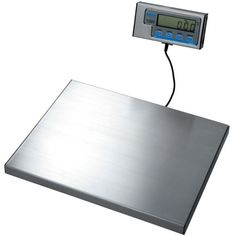 Salter Portable Bench Scales with Separate Screen for Commercial Kitchen 5019856003221 Industrial Scales, Industrial Shelving, 60 Kg, Weighing Scale, Shelving Systems, Balance, Storage Design, Commercial Kitchen, Lockers
