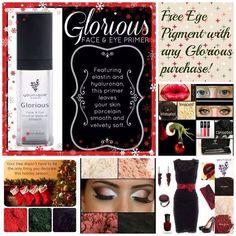 Love glorious primer  3D Fiber lash Mascara the perfect stocking stuffer   www.blissfulbeauties.com