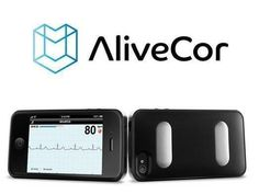 AliveCor - iPhone case that is a Heart Monitor http://www.alivecor.com/