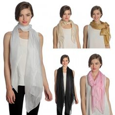 Buy a silk shawl for your chiffon silk evening dresses. http://www.yourselegantly.com/silk-shawls-in-many-colors-for-women.html