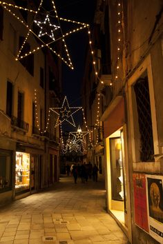 Christmas in Venice <3