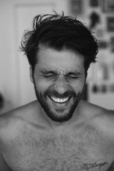 Beard + Smile =