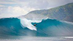 Seven secret surf spots
