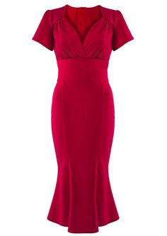 1940 style dresses | 1940s Evening Dress - Victory - Fashion 1930s, 1940s & 1950s style ...