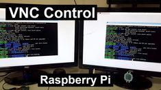Remote Control Raspberry Pi VNC