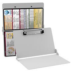 731bb7169283 WhiteCoat Clipboard - WHITE - Medical Edition