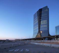 Zaha Hadid Architects' First Built Tower: CMA CGM Headquarters - Marseille, France