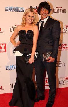 Eliza Jane Taylor and Bob Morley || The 100 cast || Bellarke || Bellamy Blake and Clarke Griffin