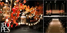 Fall Weddings: Decorations