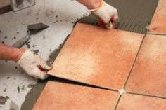 Great directions for How to Lay Self Stick Adhesive Vinyl Tile Flooring