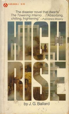 Book 33: High Rise - J.G. Ballard
