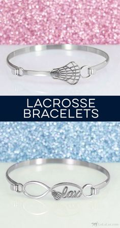 Sparkle And Shine Wherever You Go With One Of Our Beautiful Lacrosse Bracelets