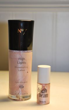 Best Dupe for Benefit's High Beam!! Will have to try. Highbeam obsessed.