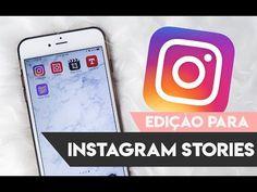 Truques do Instagram Stories | Como Editar seus Stories - Vou contar para você os meus segredinhos de edição que eu estou usando para fazer Instagram Stories diferentes de todo mundo!