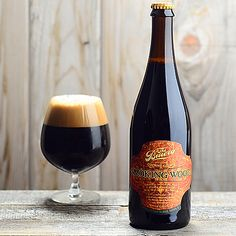 Smoked beers get their name and distinctive flavor from malts that have been dried over an open flame as opposed to the more common kiln-dried malts. These flavorful beers often have a high alcohol content and pair well with equally strong cheeses.  Smoking Wood Rye Barrel Aged by The Bruery, a hearty rye...