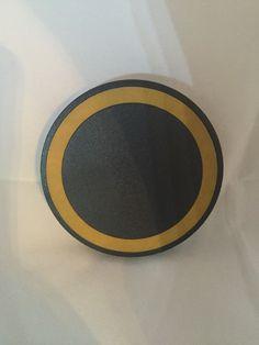 Q5 Wireless Charging Pad Black Orange | eBay