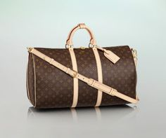 6f3950b2f106 The Keepall Bandoulière 55 travel bag is always in fashion
