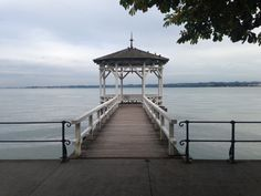 Laube am Bodensee, Bregenz Marina Bay Sands, Austria, Gazebo, Outdoor Structures, Building, Places, Travel, Tour Operator, Bregenz