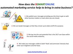 This is how BSMARTONLINE can help you