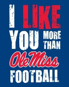 Ole Miss Printables