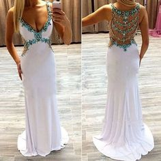 Details! ✨ #inspiração vestido de fiesta blanco