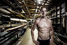Australian Sport Portraits by Kenny Smith, via Behance