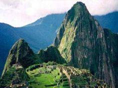Machu Picchu ~