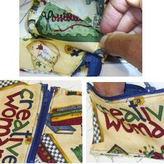 Sew a Cool Women's Wallet Using This Free Pattern: The Coin Section