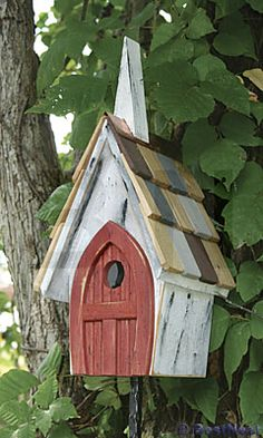 Heartwood Flock of Ages Bird House at BestNest.com