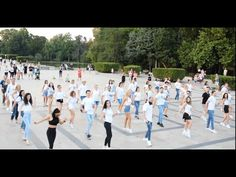 The biggest Jerusalema flash mob ever - Bucharest (Carol Park) // Master KG [Feat. Nomcebo] - YouTube Twerking In Dress, Music Clips, Music Music, Worship Songs, Instagram And Snapchat, Bucharest, Dance Moves, Latest Music, Sport