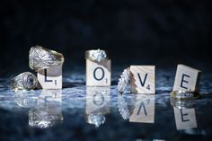 Wedding rings, Aggie rings, and a whole lot of L.O.V.E.