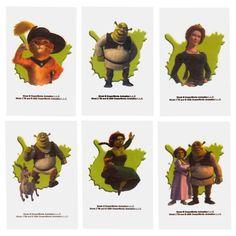 Partypalooza.com Shrek Tattoos