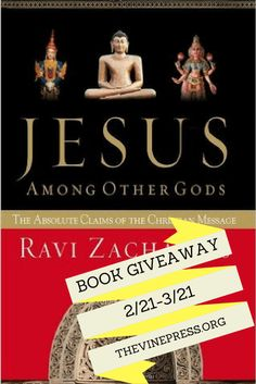 Jesus Among Other Gods (Book Giveaway) - The Vine Press