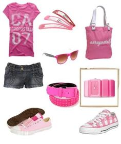 I would totally use/wear all this minus the bag and checkered shoes