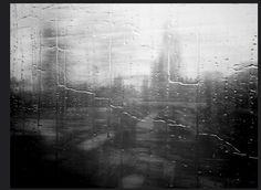 Autumn Painting, Abstract, Artwork, Pictures, Rain, Window, City, Ideas, Fall Chalkboard