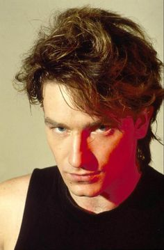 Singer/songwriter Bono, of the group U2, born Paul Hewson on May 10, 1960.